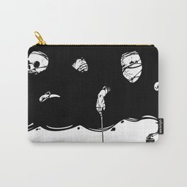 Tinta Negra Carry-All Pouch