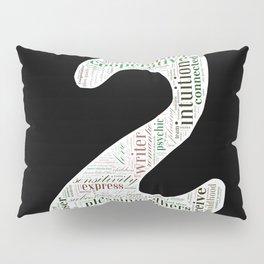 Life Path 2 (black background) Pillow Sham