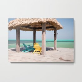 Rest and Relaxation Metal Print