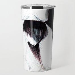 Futuristic Cyborg 5 Travel Mug