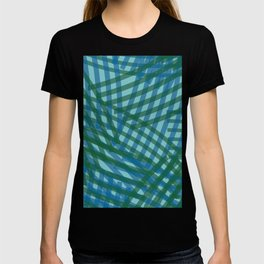 brush stroke overlap_dawn02 T-shirt