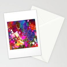 Floral chaos Stationery Cards