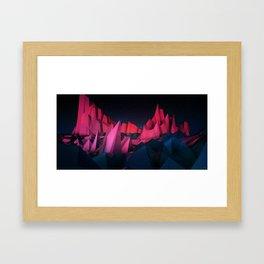 #Transitions XXVII - Ventures Framed Art Print