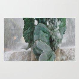 Fountain at Logan Square Rug