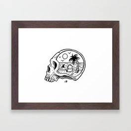 Die-o-rama Framed Art Print
