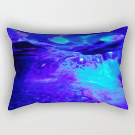 Blobs 6 Rectangular Pillow
