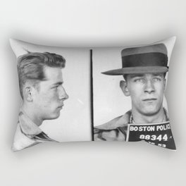 James Whitey Bulger Mug Shot 1953 Horizontal Rectangular Pillow