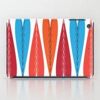 valentines iPad Cases featuring Tall Valentines by KatieKatherine