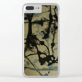 Entre manchas Clear iPhone Case