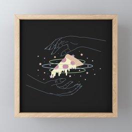 Text Me Framed Mini Art Print