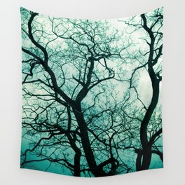 Gnarly Tree Wall Tapestry