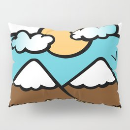 Nice Day Pillow Sham