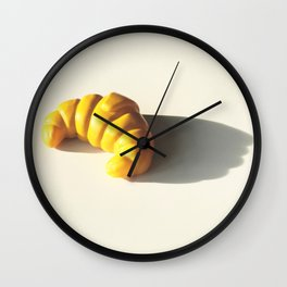 how to pronounce croissant? Wall Clock