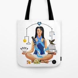 The Chronic Illness Warrior (CFS/ME) Tote Bag