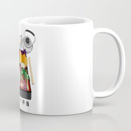 Japanese Bento Box Coffee Mug