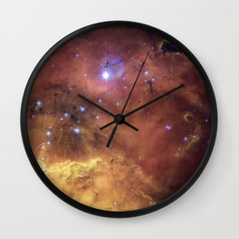 Cosmic Concoction Wall Clock