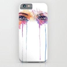 Rainbow Tears Slim Case iPhone 6