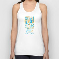 Land of The Sky. Unisex Tank Top