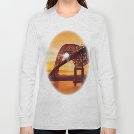 Pan-American Bridge Long Sleeve T-shirt