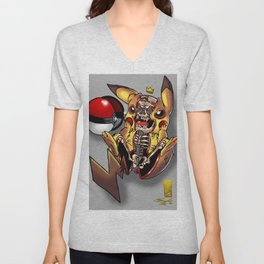 Split-A-Chu Unisex V-Neck
