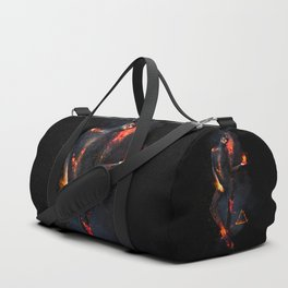 Fire Witch - Elements Collection Duffle Bag