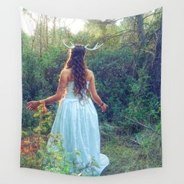 Fairytale Romance Wall Tapestry