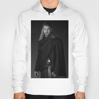 thor Hoodies featuring Thor by E Cairns Art