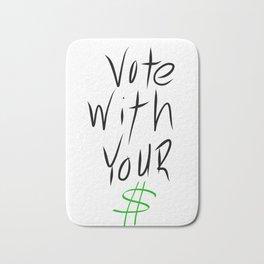 vote Bath Mat