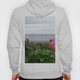 Flowers and the Sea Hoody