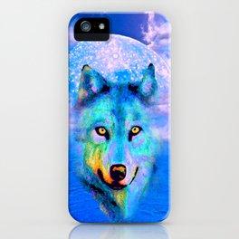 WOLF #2 iPhone Case