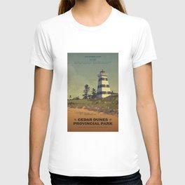 Cedar Dunes Provincial Park T-shirt