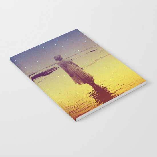 Wander Night Noise Notebook