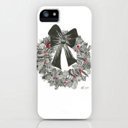 Happy Holidays! iPhone Case