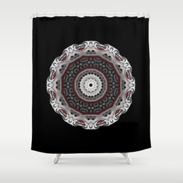 Moksha Shower Curtain
