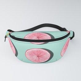 Tropical Fruit, Citrus, Fruit Fanny Pack