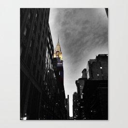 Chrysler Building, New York City Canvas Print