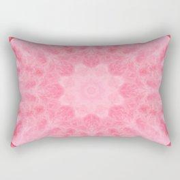 COTTON CANDY MANDALA Rectangular Pillow