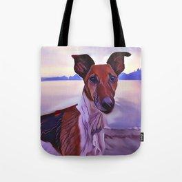 The Ibizan Hound Tote Bag