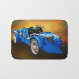 MG Sports Car Bath Mat