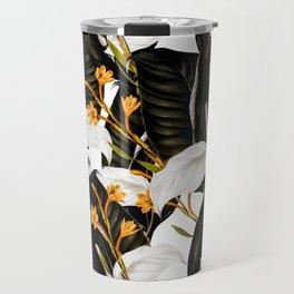 Flowering exotic botany Travel Mug