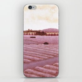 Wine Country In Wine iPhone Skin