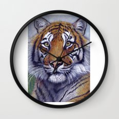 Tiger  CC118 bis Wall Clock