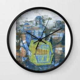 Mammal : Economy  Wall Clock