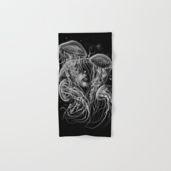A Beautiful Delusion Hand & Bath Towel
