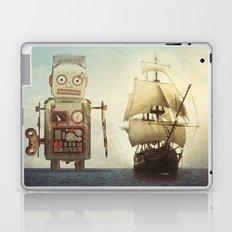 sailing takes me away... Laptop & iPad Skin