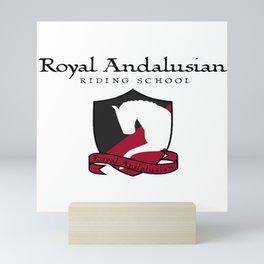 Royal Andalusian Riding School Mini Art Print