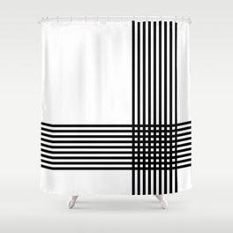 krizanje v.2 Shower Curtain