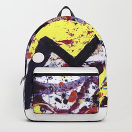 BEETHOVEN:    5th  Symphony         by Kay Lipton Backpack
