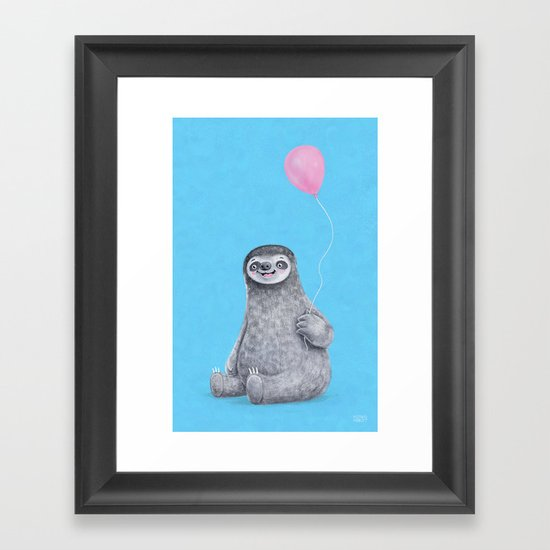 Special Day Framed Art Print