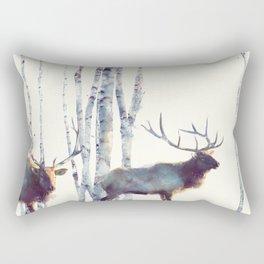 Elk // Follow Rectangular Pillow